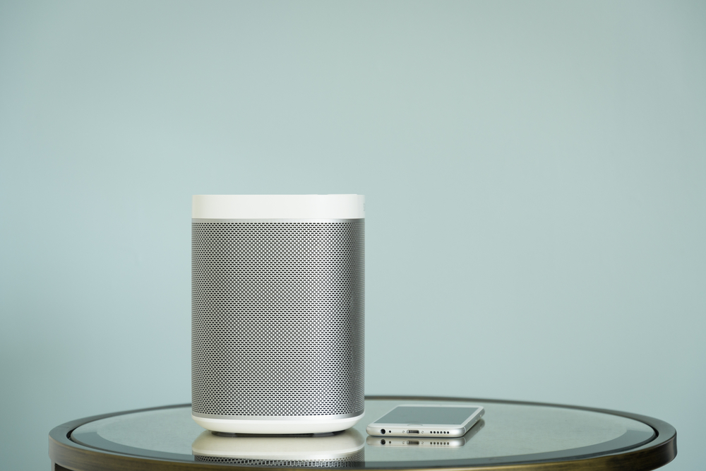 Get the Sonos Play 1 for Big Sound in a Mini Package